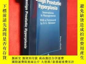二手書博民逛書店Benign罕見Prostatic Hyperplasia: I