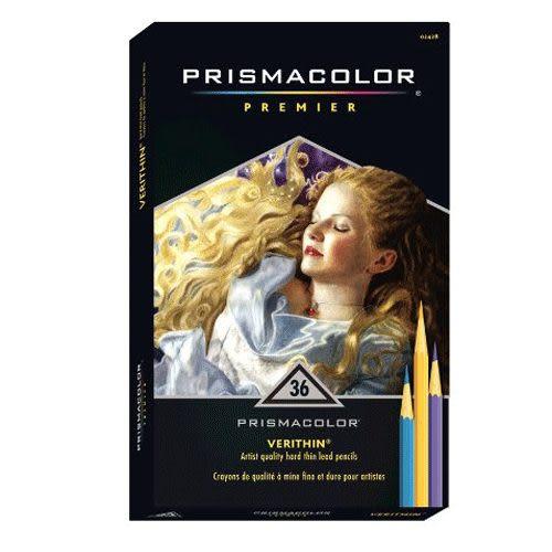 PRISMACOLOR Premier系列頂級油性色鉛筆*36c