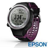 Epson 愛普生 SF810 GPS 心率感測 專業鐵人 路跑教練運動錶 另有SF850