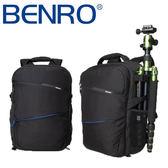 ◎相機專家◎ BENRO 百諾 Gamma 100 伽瑪系列 攝影後背包 2機2-3鏡1閃 13吋筆電 大容量 公司貨