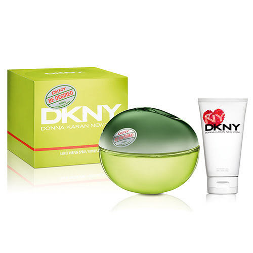 DKNY Be Delicious 渴望蘋果女性淡香精 30ml+我的紐約身體乳 50ml【特價】★beauty pie★