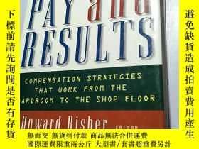 二手書博民逛書店Aligning罕見Pay and Results: Compe