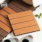 地磚 防水地板 浴室地板 【FCN001】大和日式仿木防水卡扣地磚 Amos