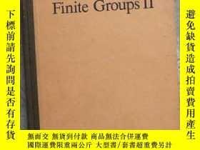 二手書博民逛書店Finite罕見Groups II (有限羣 第2卷 ) 【英文