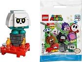 LEGO 樂高 超級馬里奧 卡通角色包 系列2 小精靈 [71386-Bone Goomba]