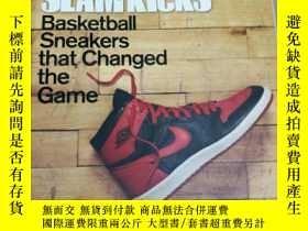 二手書博民逛書店Slam罕見Kicks: Basketball Sneakers