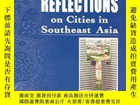 二手書博民逛書店【英文原版】Critical罕見Reflections on Cities in Southeast Asia