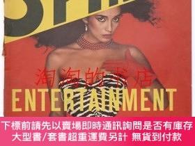 二手書博民逛書店Spirit罕見No.3 Entertainment for hot society <サントリー·PR誌>Y