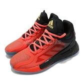 adidas 籃球鞋 D Rose 11 紅 黑 男鞋 運動鞋 鳳凰 飆風玫瑰 【ACS】 FY9997