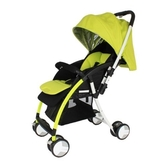 L.A. Baby 美國加州貝比 超輕量 雙向嬰兒手推車-綠色[衛立兒生活館]