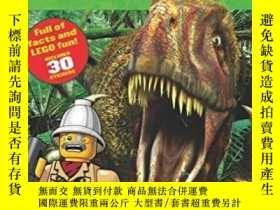 二手書博民逛書店Dino罕見Safari (Lego Nonfiction)Y449926 Inc.、Penelope Arl