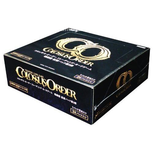 Colossus Order TCG 補充包第三彈(中盒24入)_CO78635