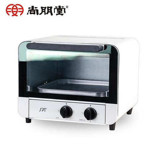 尚朋堂 15L 雙旋鈕控管烤箱SO-915LG【愛買】