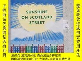 二手書博民逛書店32開英文原版罕見Sunshine on Scotland Street Y281995 Alexander