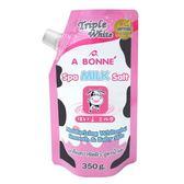 A BONNE 牛奶SPA去角質沐浴鹽350g【愛買】