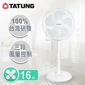 【大同TATUNG】16吋機械式立扇/TF-L16W