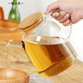 超大容量廚房油壺竹蓋大油瓶玻璃密封防漏大號醬油瓶【櫻花本鋪】