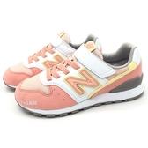 《7+1童鞋》New Balance YV996PPY 粉彩996系列 拼接撞色 運動慢跑鞋 9535 粉色
