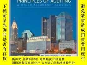 二手書博民逛書店Principles罕見Of Auditing And Other Assurance ServicesY25