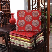 8折免運 紅木沙發坐墊椅墊座墊新中式椅子墊子餐椅實木圈椅太師椅加厚防滑