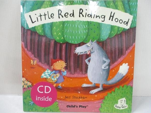 【書寶二手書T1/少年童書_D9Y】Little Red Riding Hood_Jess Stockham