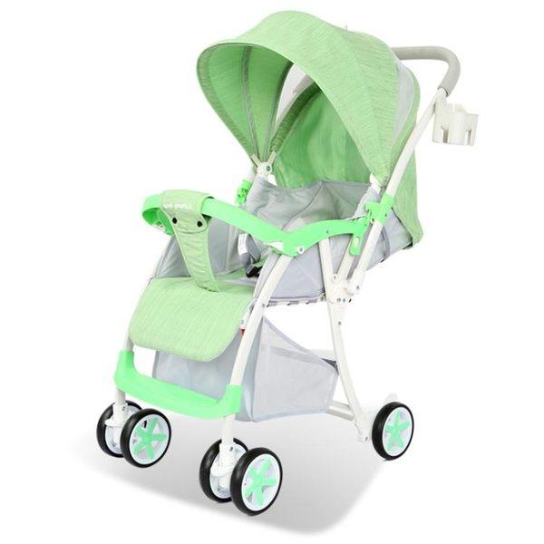 嬰兒推車可坐可躺超輕便攜折疊式