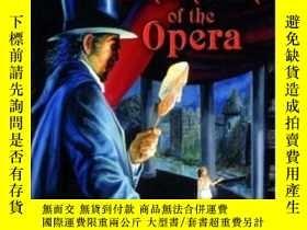 二手書博民逛書店The罕見Phantom Of The Opera (a Ste