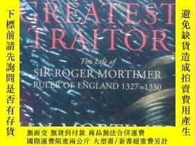 二手書博民逛書店The罕見Greatest Traitor: The Life