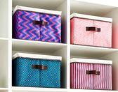 收納箱牛津布衣物整理箱衣服儲物箱加厚學生收納盒摺疊棉被袋大號『極有家』