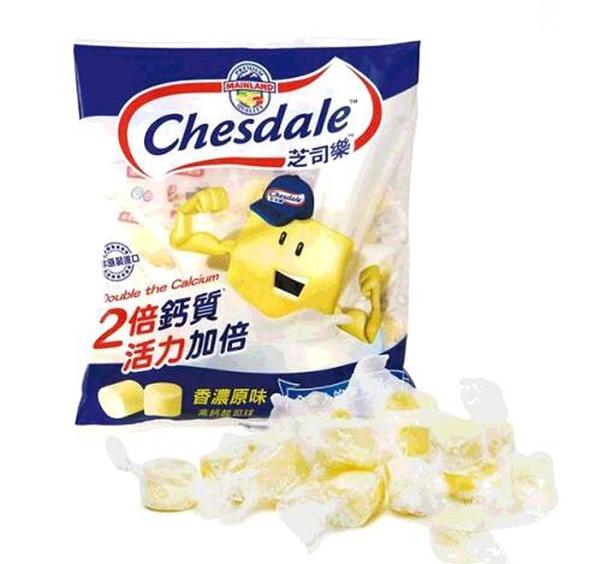 [COSCO代購] 低溫宅配無法超取 C100531 CHESDALE 原味高鈣起司球150克2包