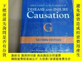 二手書博民逛書店AMA罕見Guides to the Evaluation of
