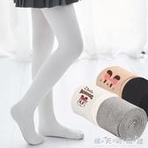 女童連褲襪夏中厚兒童打底褲薄款白色跳舞襪肉色練功專用襪 雙十二全館免運