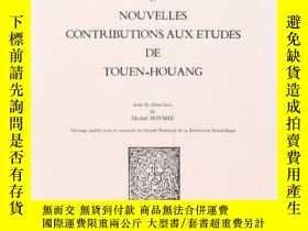 二手書博民逛書店【包罕見】Nouvelles Contributions aux