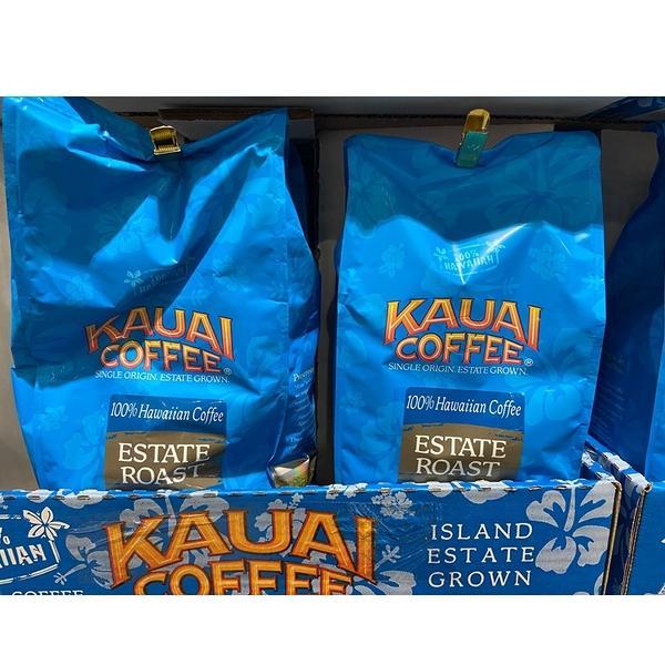 [COSCO代購] C135800 KAUAI COFFEE WHOLE BEAN 夏威夷咖啡豆每包680公克