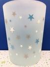 【震撼精品百貨】Hello Kitty 凱蒂貓~塑膠垃圾桶-星星圖案#10231
