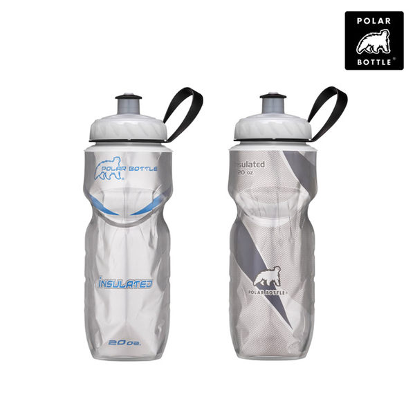 Polar Bottle 20oz保冷水壺 (600ml) / 城市綠洲 (運動水壺.不含雙酚A.雙層隔熱)
