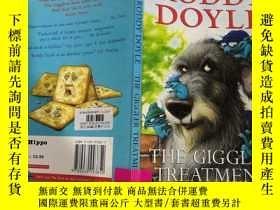 二手書博民逛書店roddy罕見Doyle the giggler treatment 羅迪·多伊爾的傻笑治療、Y200392