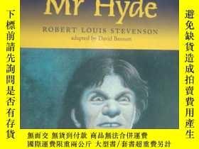 二手書博民逛書店(headwork罕見classics) Dr. Jekyll and Mr. Hyde 英文原版20開插圖本 品