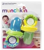 【美國代購 特價新品】美國原裝正品 munchkin 寶寶水果棒/果肉學習棒 一組兩入