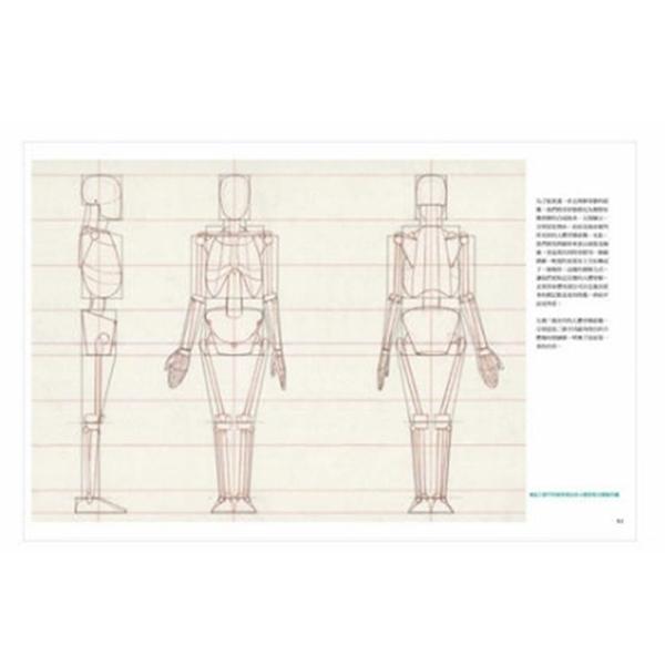[COSCO代購] W123587 手繪人體解剖全書