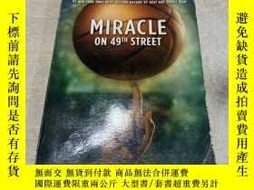 二手書博民逛書店MIRACLE罕見ON 49TH STREET(49街奇蹟Y20