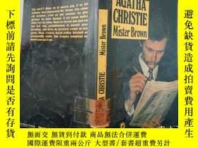 二手書博民逛書店Mr.Brown (THE罕見SECRET ADVERSARY) (英文原版)Y24355 AGATHA CH