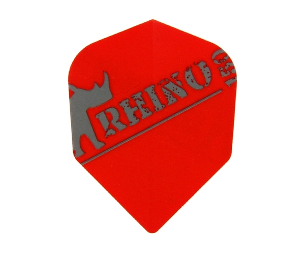 【TARGET】RHINO Solid Red 鏢翼 DARTS