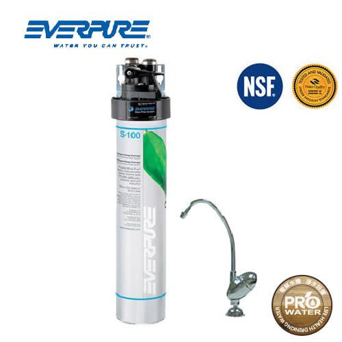 【水達人】EVERPURE美國愛惠浦淨水器QL3-S100/公司貨