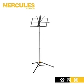 【南紡購物中心】HERCULES專賣 折疊式譜架 BS118BB 附袋 攜帶.收納方便 海克力斯
