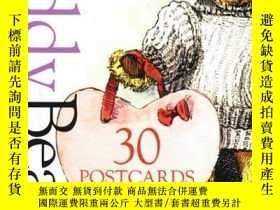 二手書博民逛書店Teddy罕見Bears Postcard BookY364682 Blue Lantern Studio I