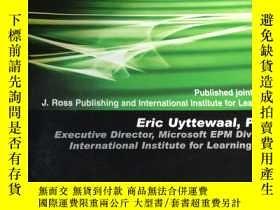 二手書博民逛書店Dynamic罕見Scheduling with Microsoft Office Project 2003--T