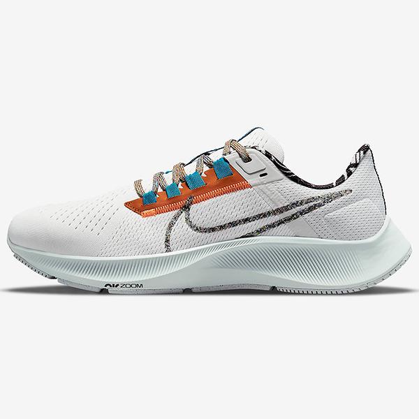 【現貨】Nike Air Zoom Pegasus 38 男鞋 慢跑 氣墊 緩震 網布 白【運動世界】DC4520-100