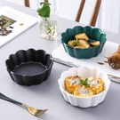 甜品碗 網紅餐具泡面碗個性家用陶瓷碗水果蔬菜沙拉焗飯碗甜品碗飯碗【快速出貨八折下殺】