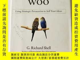 二手書博民逛書店the罕見art of WOO: Using Strategic